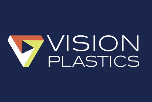 Vision Plastics logo