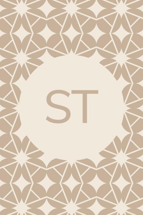 ST Initials
